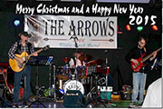 The Arrows 1966 - Merry Christmas and a Happy Near Year 2015