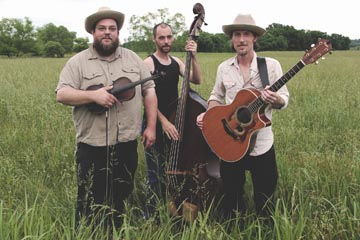 The Howlin´ Brothers: Bluegrass, Blues und Oldtime Roots