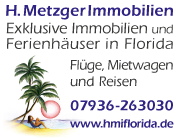 H. Metzger Immobilien - Florida