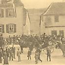 Festumzug  um 1900