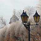 Hofgarten im Winterlicht