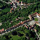 Luftaufnahmen von Bartenstein und Umgebung