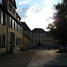 Abend am Schloss